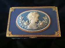 Music Box Vintage Cameo Music Box