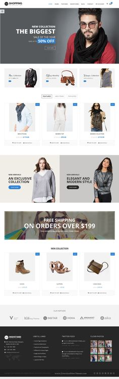 Highstand is simple, clean and Professional Responsive WordPress theme for multipurpose #eCommerce #websites. It has wonderful 30 Different Home Pages style and amazing features. Download Now! http://themeforest.net/item/highstand-responsive-multipurpose-wordpress-theme/15578570?ref=Datasata
