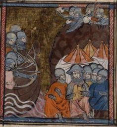 BNF Français 9083 Lieux Saints de Jérusalem