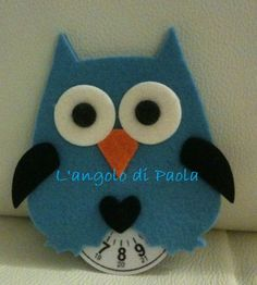 disco orario Owl Crafts, Fathers Day Crafts, Big Shot, Projects To Try, Gadgets, Christmas Ornaments, Holiday Decor, Cards, Handmade