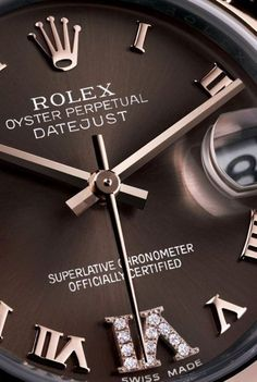 Rolex ..beautiful face