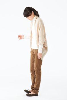 衣料品 2012 秋冬|コーディネートカタログ 婦人|無印良品ネットストア