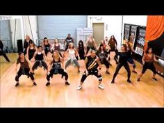 "▶ Dance Craze: Too Short ""Shake That Monkey"" choreography by Cesar - YouTube"