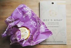 Bee's Wrap and other practical reusable items for the home