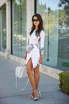 How to Chic: WHERE I CAN BUY IT? SPLIT DRESS