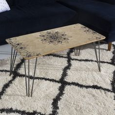 RosebudStudio Trust Me Coffee Table | DENY Designs Home Accessories