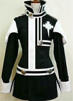 FOCUS-COSTUME D.Gray-man Lenalee Lee 1st Cosplay Costume *** Details can be found by clicking on the image.