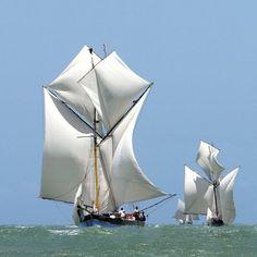 Explore the Mexican Caribbean with Cancun Catamaran Charters Catamaran Charter, Old Sailing Ships, Wooden Ship, Sail Away, Set Sail, Small Boats, Wooden Boats, Tall Ships, Water Crafts