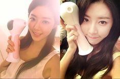 Park Han Byul updates fans with gorgeous selcas upon her return to Korea