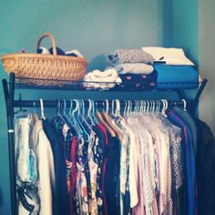 Cost effective, study storage with rack above and below :) great for all our clothes in the bedroom