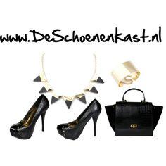 www.DeSchoenenkast.nl #bags #heels #Necklage