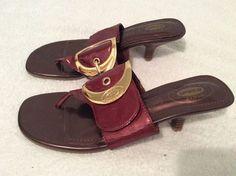 Dr Scholls Feel Crazy Good Womens Sandals Size 6M Zodiac 69569-3 #DrScholls #FlipFlops