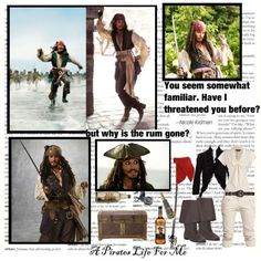 Want to be a pirate!