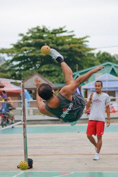 Sepak Takraw / Sepak Raga / Sipa / Da Cau / Rago / Kator | 10 Traditional Sports That Should Be Explored More In The US