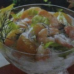 avocado krabben cocktail rezept salate und vorspeisen pinterest avocado vorspeise und. Black Bedroom Furniture Sets. Home Design Ideas