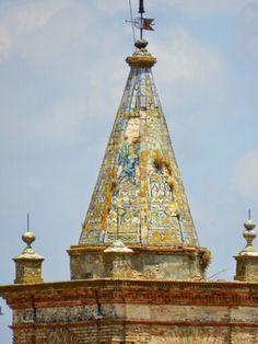 Chapitel, iglesia de San Blas, ciudad de Carmona.