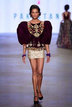 Bareeze Spring Summer Man Outfits 2014-2015 Mercedes-Benz Fashion Week Amsterdam (2)