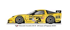 Chevrolet Corvette C5-R GTS