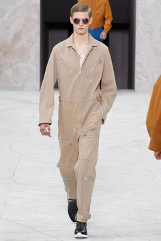 Louis Vuitton, Spring 2015 menswear #Menswear #Jumpsuits
