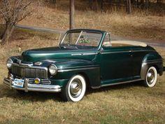 1948 Mercury 99A Convertible