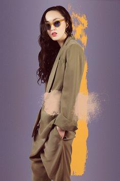 Sara Pellegrino – Korlan Madi for Sicky Magazine
