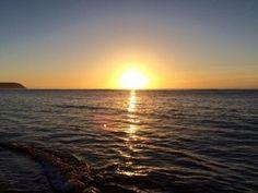 ハワイの元旦:初日の出&初ラン@カハラビーチ