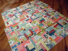 """""""Scaredy Cat"""" quilt pattern"""