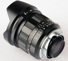 Voigtlander Leica Mount Lenses. 21mm f1.8 Ultron Leica M Mount $1150