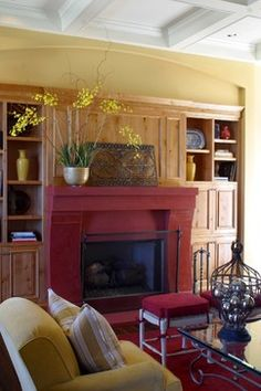 Decorating Ideas For Your Fireplace Mantel Design, Pictures, Remodel, Decor and Ideas - page 69