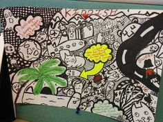 #fun #drawing #office #creativebrief>doodle #love #beach #quotes #kittens #world #aeroplane #officetp