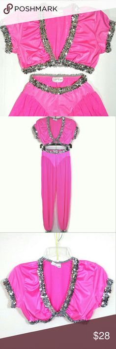Selling this Vtg Arabian dancer 2-pc costume on Poshmark! My username is: pixifromhell. #shopmycloset #poshmark #fashion #shopping #style #forsale #Vintage #Other