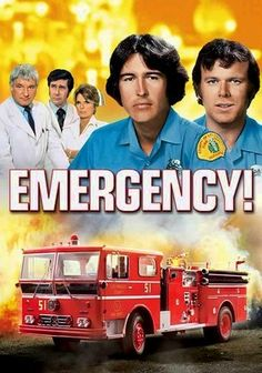 Emergency! Why I became a paramedic. ~ I liked this show(mostly due to my love of helping others (medically) and saving lives brings me happiness