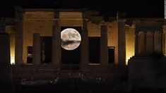 The supermoon rises behind the Propylaea above the Ancient Acropolis hill in Athens, Greece, on November Parthenon, Acropolis, Sky Watch, Red Moon, Moon Rise, Super Moon, Beautiful Moon, Ancient Greece, See Photo