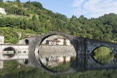 Lucca Ponte del Diavolo