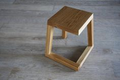 Collection Legless tabouret illusion par Josh Carmody