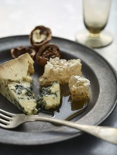 Cheese & Pewter - nice combination!!