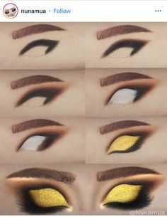 Soft Eye Makeup, Eye Makeup Steps, Makeup Eye Looks, Eye Makeup Art, Simple Eye Makeup, Eyeshadow Makeup, Beauty Makeup, Creative Eye Makeup, Unique Makeup