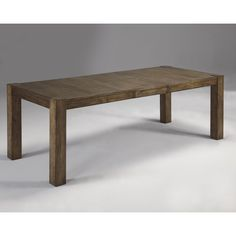 Signature Designs by Ashley Rectangle Dining Room Butterfly Extended Table - Overstock™ Shopping - Great Deals on Signature Design by Ashley Dining Tables