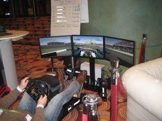 Looks like fun!  Formula One Simulator @ Paris Marriott Rive Gauche Hotel & Conference Center