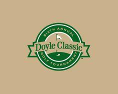 Doyle Classic Golf Tournament by bartodell - Sports Logo - logopond.com - #logo #design