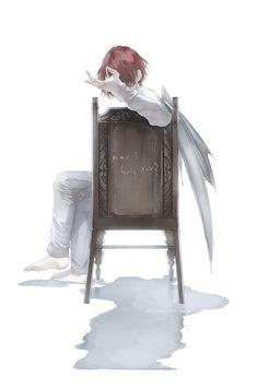 差し伸ばされた手を握り返すのは天使 差し伸ばされた手に絶望を握らせるのが悪魔   「お困り事はありませんか?」   「dirty」(http://www.pixiv.net/member