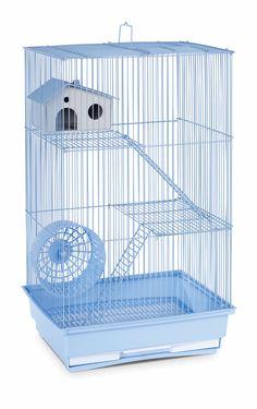 Three Story Hamster & Gerbil Cage
