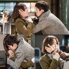 "[Spoiler] A Drunk Yoo Yeon-seok Hugs Seo Hyeon-jin in ""Romantic Doctor Teacher Kim"" Asian Actors, Korean Actresses, Korean Actors, Korean Dramas, Yoon Seo, Seo Hyun Jin, Drama Series, Tv Series, Korean Drama 2017"