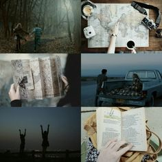 Finch & Violet aesthetics from nyaanhowell on tumblr #allthebrightplaces