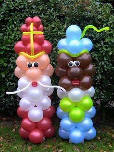 Sint ballonnen