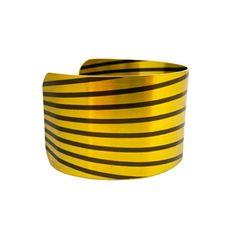 Bracelets for Women - Brass Cuff Bracelet - Abstract Art Jewellery - Modern Art…