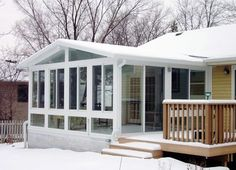 Four Season Room Additions | Three Season Patio Rooms Enclosed Porches  Screen Rooms Conservatories .