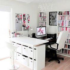 Home office dos sonhos