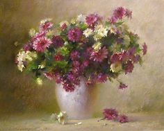 Bunch of flowers - Pictify - your social art network