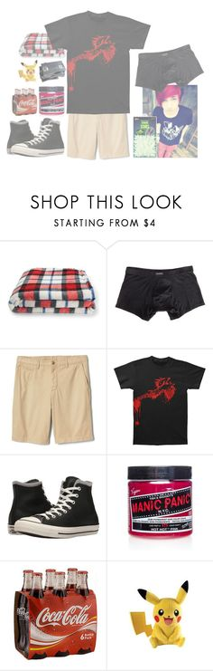"""Renegade"" by infizity ❤ liked on Polyvore featuring Aéropostale, Ermenegildo Zegna, Gap, Converse and Manic Panic NYC"